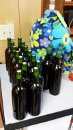 "Fig Wine, Raspberry Cyser: All Bottled and ""Corked"""