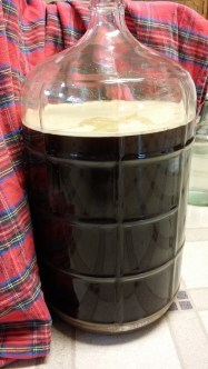 Irish Red Ale: 2 Days In