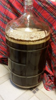 Irish Red Ale: 3 Days In