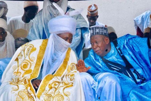 Kano Court Rules Against Appointment Of New Emirs Emir Sanusi