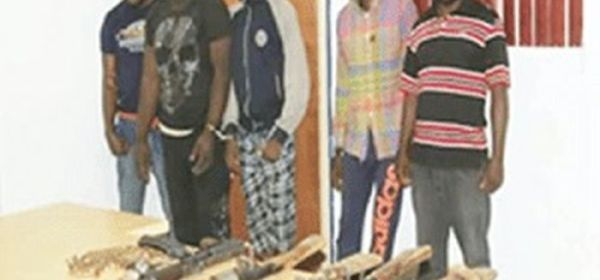 Suspected Kidnappers Arrested
