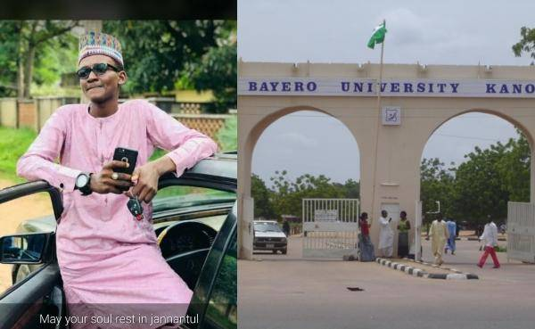 Bayero University First Class Graduate Returns To His Creator A Day After Graduation