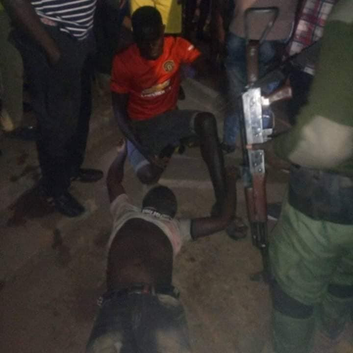 Man apprehended after his slap killed his victim lindaikejisblog 2
