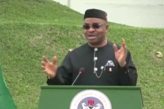 Gov Emmanuel commissions 300-bed space Isolation centre