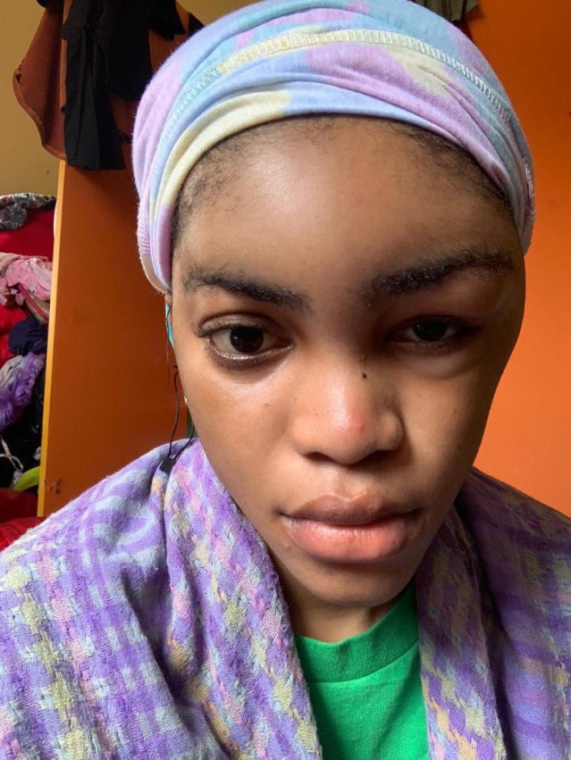 DMW act, Lil Frosh called out for allegedly assaulting girlfriend lindaikejisblog 3