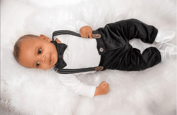 BBNaija's Nina shares photos of her son on his first birthday lindaikejisblog