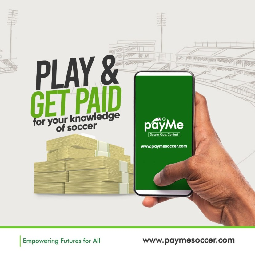 How would you love to win ONE MILLION NAIRA MONTHLY, just for the love and knowledge of soccer lindaikejisblog3