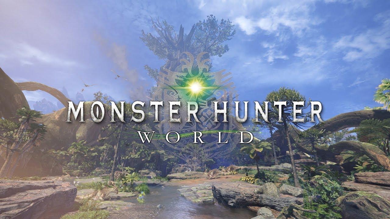 『モンスターハンターワールド』 βテストが12月9日からスタート!! 最新トレーラーも公開!