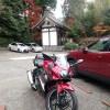 西国三十三所バイク巡礼 番外札所 東光山 花山院 菩提寺