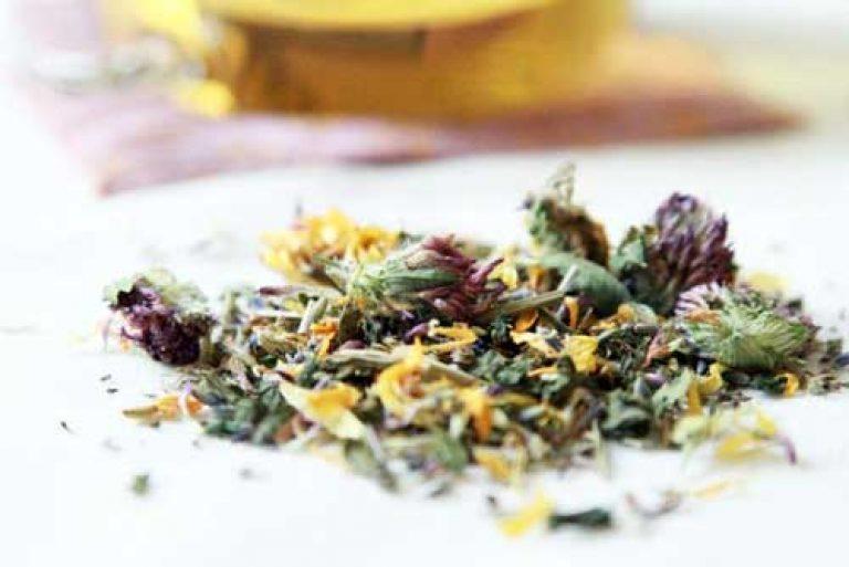 Чай своими руками - 4 рецепта приготовления в домашних условиях
