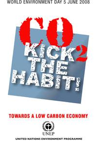 World Environment Day 2008 Logo