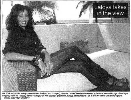 latoya-woods-miss-Trinidad-and-Tobago-Universe