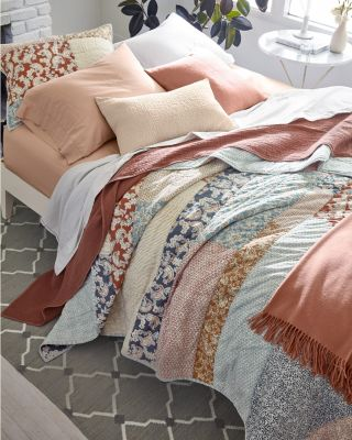 madison quilt and sham