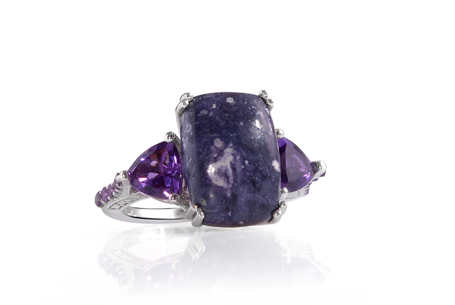 Utah Tiffany Stone Jewelry Information Value Meaning