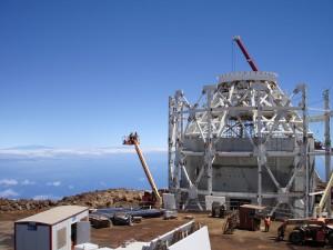 Haleakala Solar Telescope