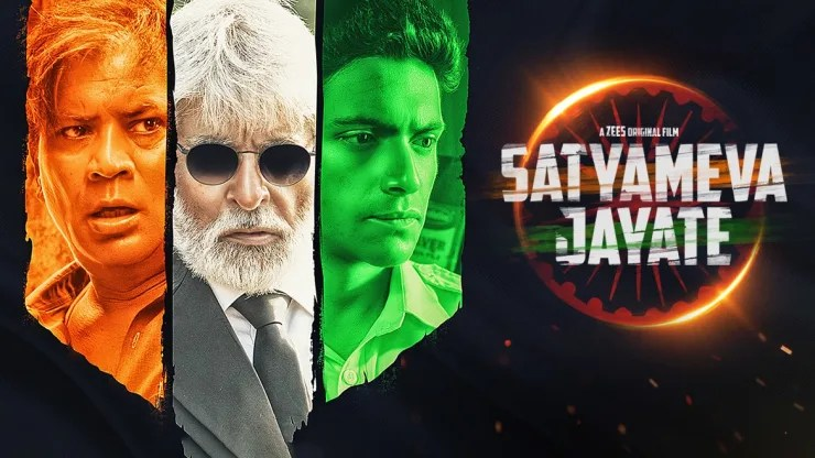 Satyameva Jayate 2019 Zee5 Hindi Movie WebRip 250mb 480p 700mb 720p 1.5GB 1080p