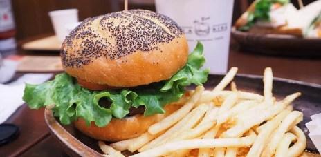 木更津三井outlet 夏威夷kua aina漢堡