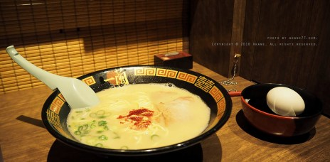 日本連鎖⎮一蘭豚骨拉麵 24小時美味不打烊