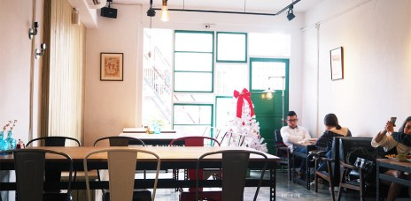 台中西區⎮肚房公正1號店 溫馨老宅早午餐咖啡