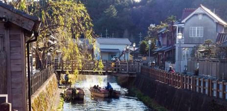 日本千葉⎮佐原小江戶散策 水鄉划船 老街散步