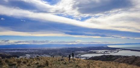 擁抱紐西蘭基督城絕景!Christchurch Gondola空中纜車、山頂咖啡廳、健行步道