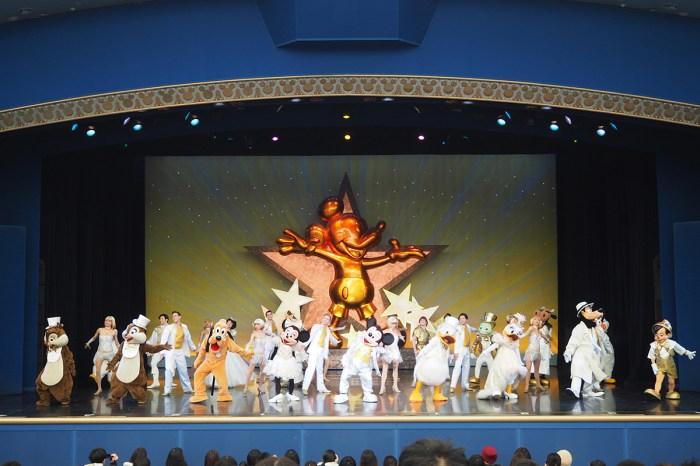 東京迪士尼樂園表演秀