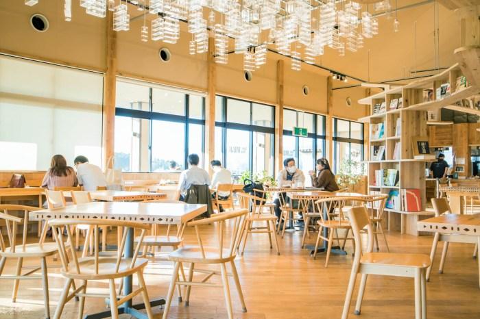 日本千葉鴨川 里之MUJI 南之里咖啡廳
