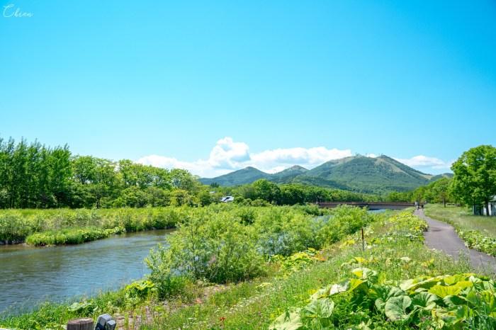 北海道道東自駕旅行 夏天 水鄉綠地公園2