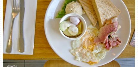 【食記】Mocha Janes 美術館旁的悠閒早午餐♪