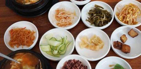【台中西區】TOFU35 綠園道 韓式豆腐鍋 x 小菜吃到飽