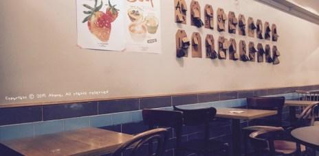 【韓國首爾】cafe MAMAS 早起才吃得到的早餐組合 (市廳店)