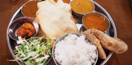 【東京八重洲】南インド料理ダクシン Dakshin道地南印度料理