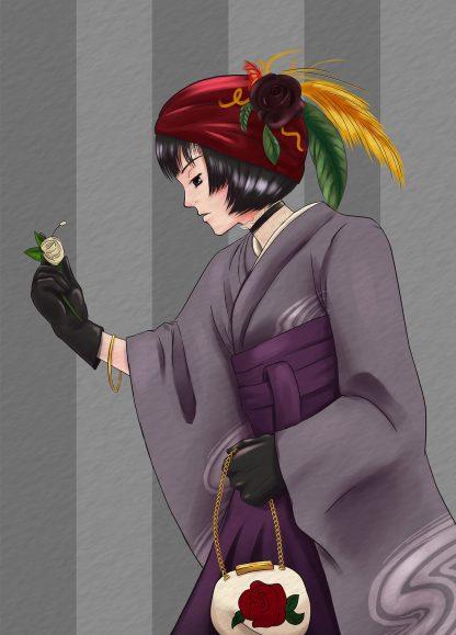 Kimono Princess (Hime) 1 anime