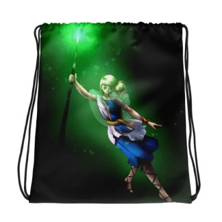 Divination Naomi Drawstring Bag