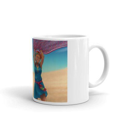 Free on the Dunes Mug