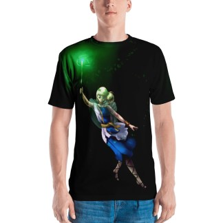 Divination Naomi All Over Print Men's T-shirt - Front