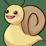 Adorable Chibi Mr. Snail