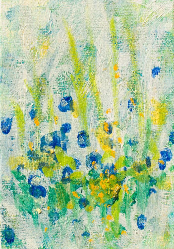小さい花 d -small flowers D-