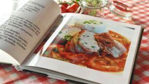 レシピの本