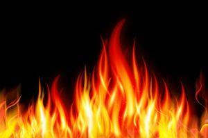 炎上、火、ほのお、ファイヤー、燃える、燃やす