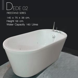 อ่างลอยตัว รุ่น Dede 02