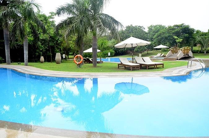 The Spa Getaway - Westin Sohna Resort & Spa - Pool