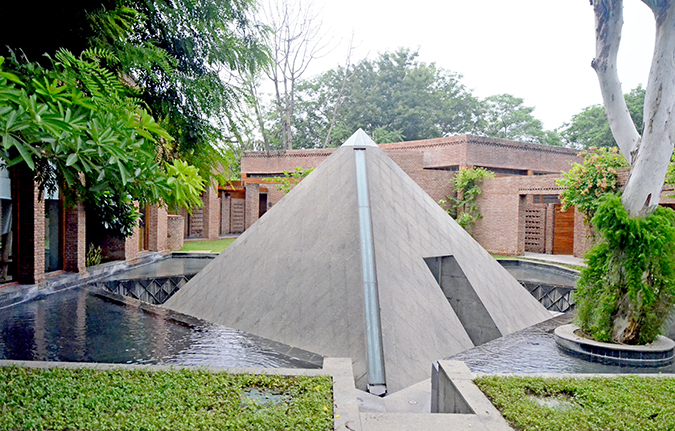 The Spa Getaway - Westin Sohna Resort & Spa - Meditation Room