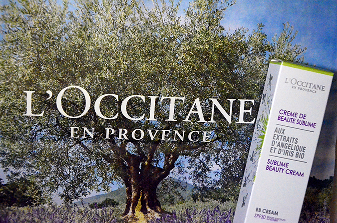 L'OCCITANE Sublime Beauty Cream - BB Cream - Packaging