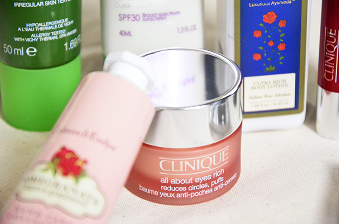 Beauty Stash { Summer 2013 } - Clinique All About Eyes Rich