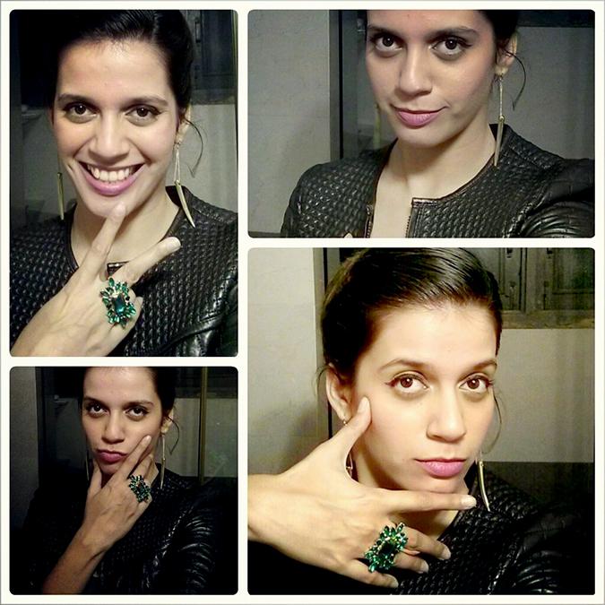 Looking Back :: { November } | Chanel Party Look | Akanksha Redhu