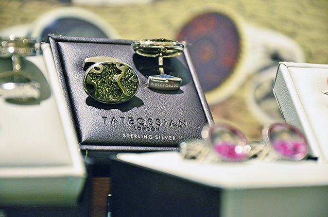 Tateossian Trunk Show - { The COLLECTIVE }