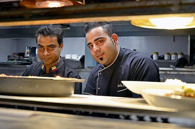 Fio Cookhouse & Bar - Chefs at Work | Akanksha Redhu