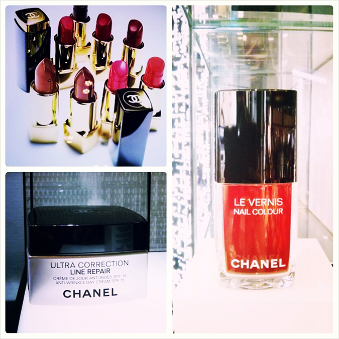 Chanel Beauty - { Store Launch } - Colors