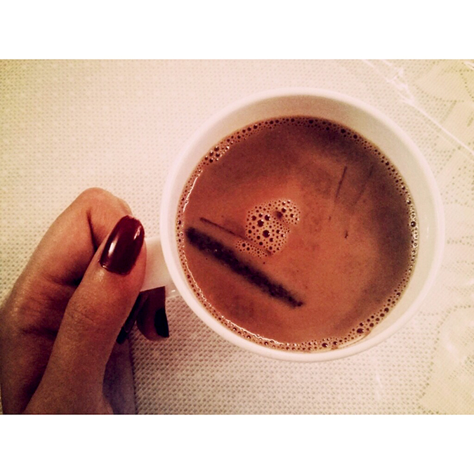 Looking Back :: { November } | Cinnamon Hot Cocoa | Akanksha Redhu